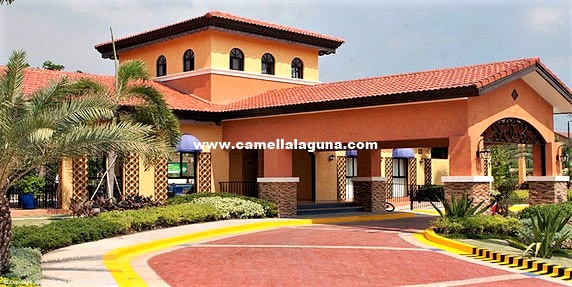 Camella Laguna Amenities - House for Sale in Laguna Philippines