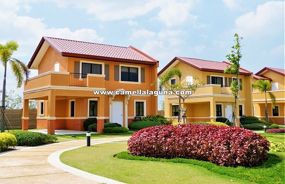 Camella Laguna House and Lot for Sale in Laguna Philippines