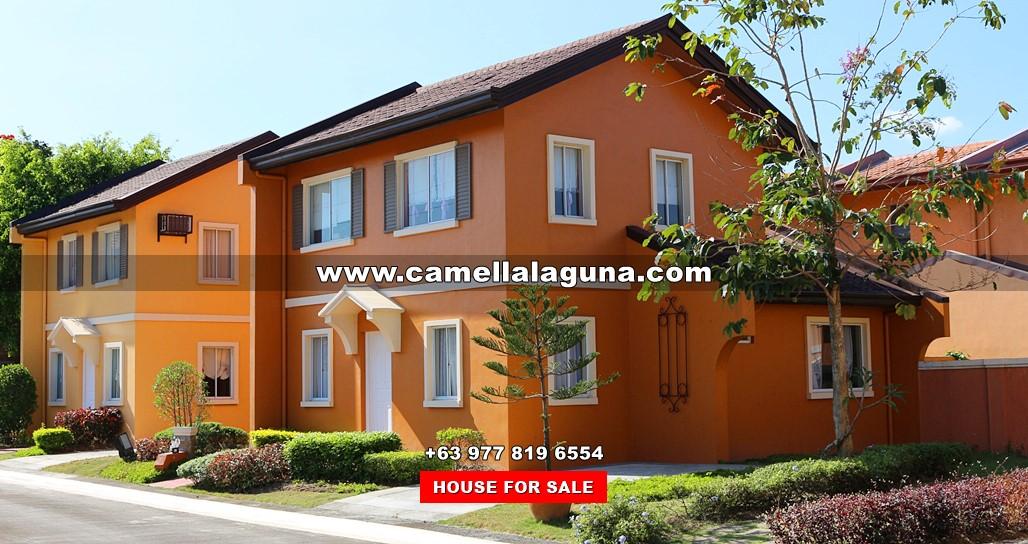 Camella Laguna Philippines House Lot For Sale In Laguna