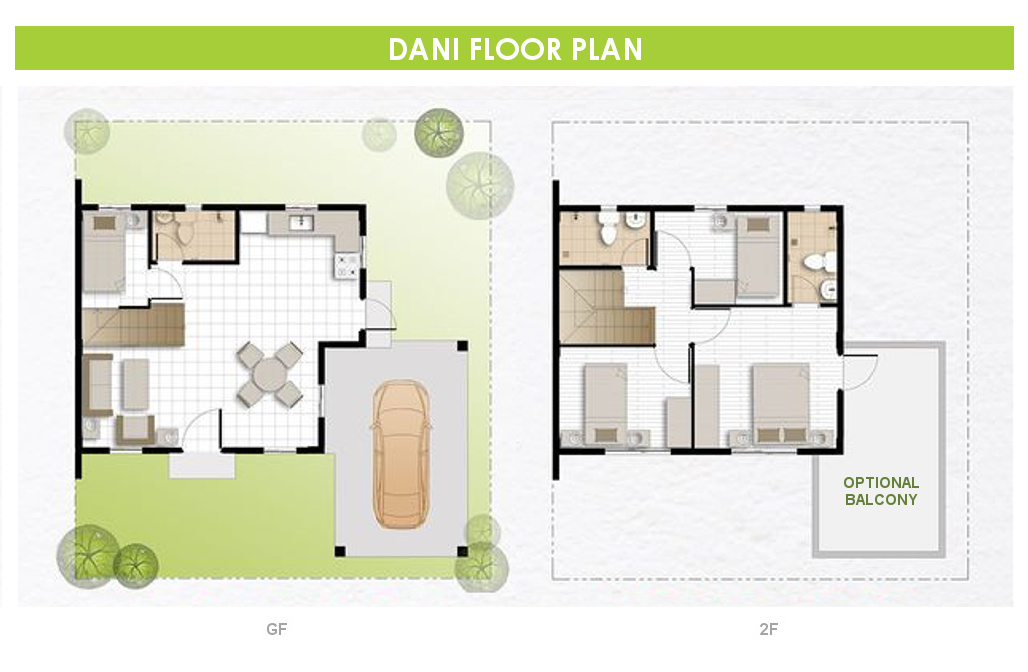 Dani  House for Sale in Laguna