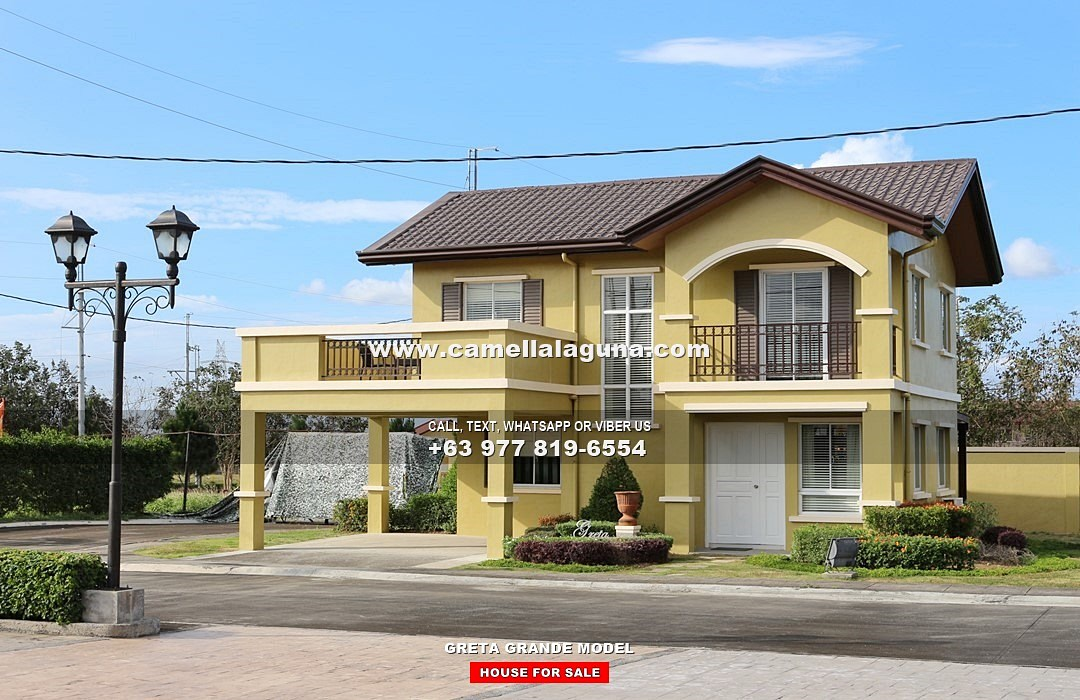 Greta House for Sale in Laguna