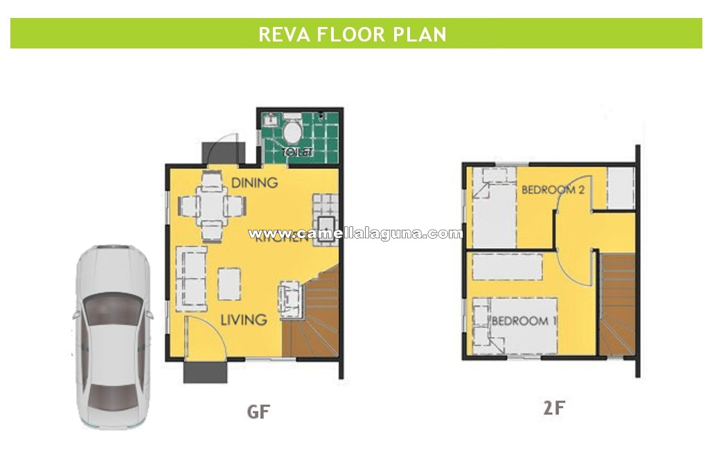 Reva  House for Sale in Laguna