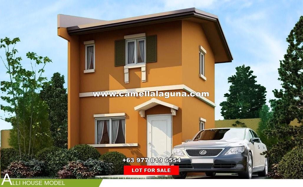 Alli House for Sale in Laguna