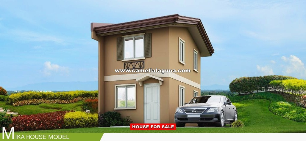 Mika House for Sale in Laguna