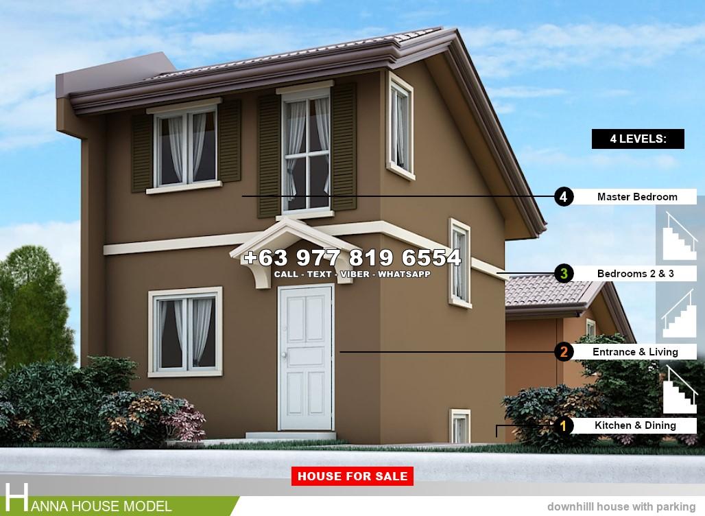 Hanna House for Sale in Laguna