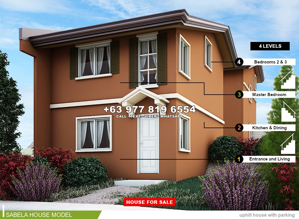 Isabela House for Sale in Laguna