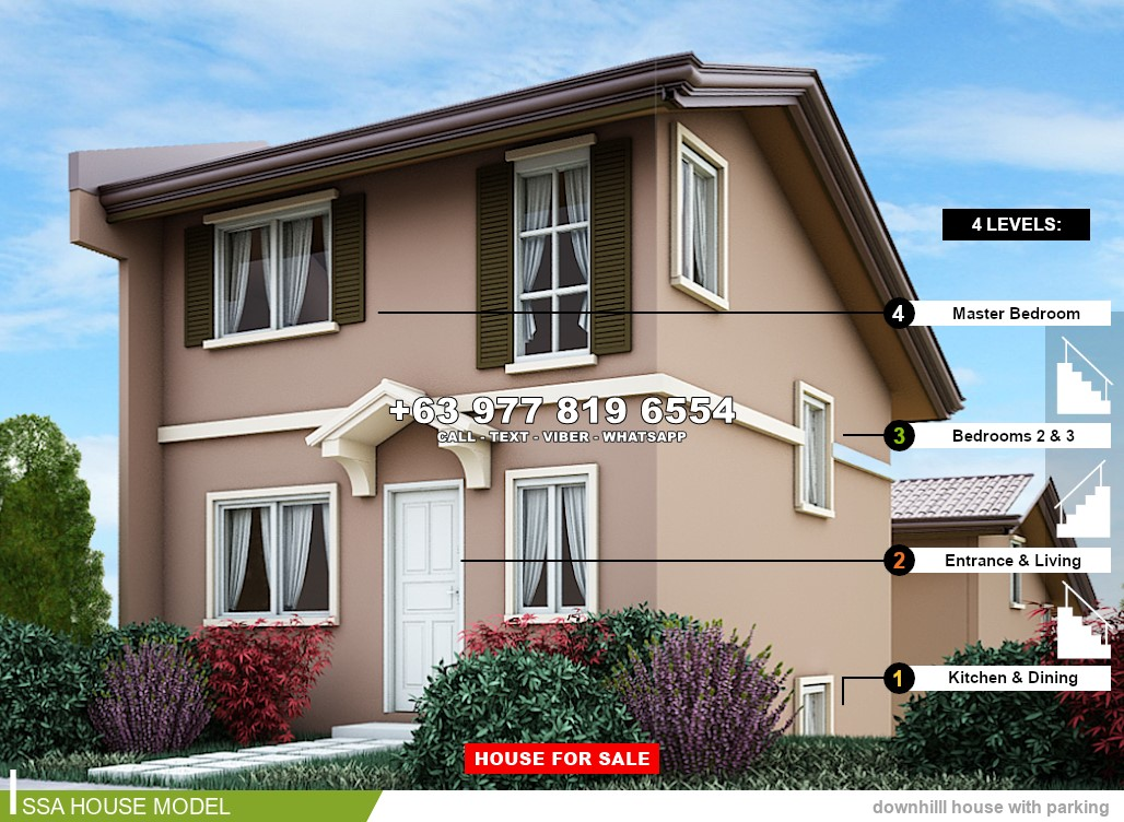 Issa House for Sale in Laguna