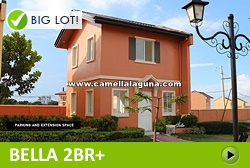 Bella House and Lot for Sale in Laguna Philippines