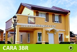 Cara House and Lot for Sale in Laguna Philippines