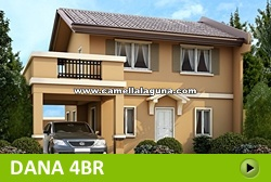 Dana House and Lot for Sale in Laguna Philippines