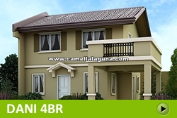 Dani House and Lot for Sale in Laguna Philippines