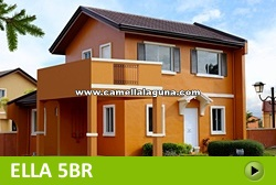 Ella House and Lot for Sale in Laguna Philippines
