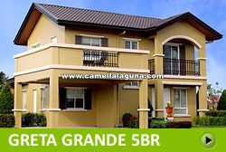 Greta House and Lot for Sale in Laguna Philippines