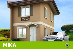 Mika House and Lot for Sale in Laguna Philippines