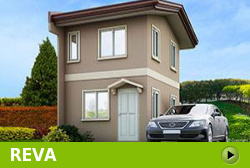 Reva House and Lot for Sale in Laguna Philippines
