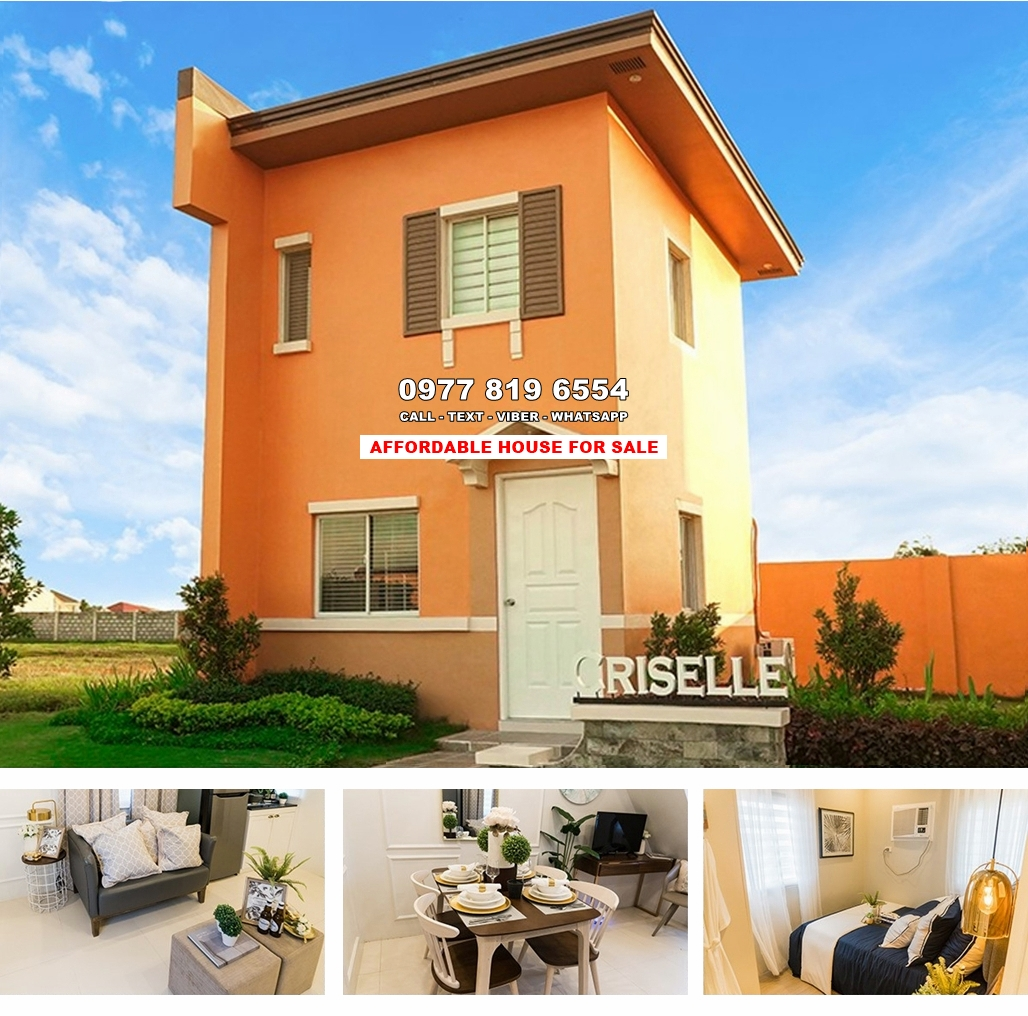 Criselle House for Sale in Laguna