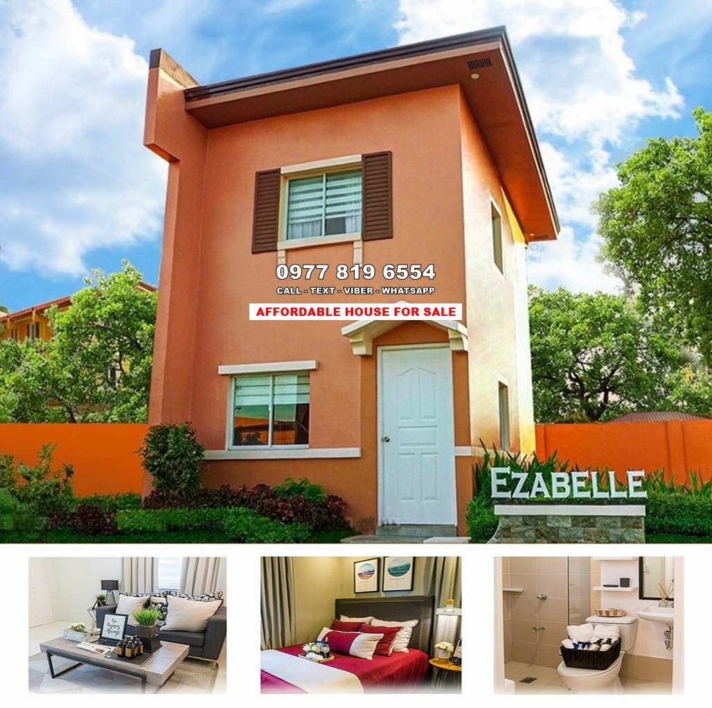 Ezabelle House for Sale in Laguna