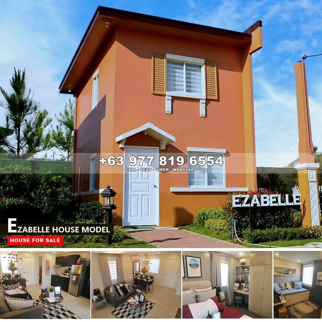 Ezabelle House for Sale in Laguna