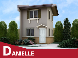 Danielle House and Lot for Sale in Laguna Philippines