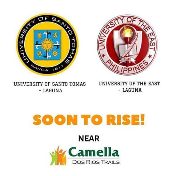 News regarding Camella Laguna.